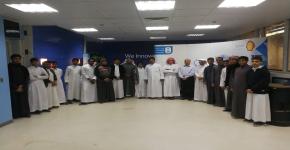 كلية الهندسة تستضيف طلاب من ثانوية الإمير محمد بن سعود الكبير