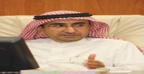 الدكتور الحركان: عمادة الدراسات العليا تفعّل نظام المؤتمرات الإلكتروني للطلبة المتميزيين