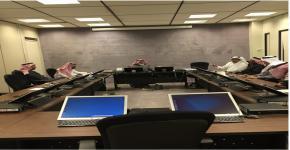 لجنة الدراسات العليا تعقد اجتماعها الدوري