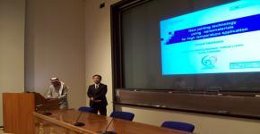 معهد الملك عبدالله لتقنية النانو ينظم محاضرة للدكتور هيروشي نيشيكاوا، جامعة أوساكا، اليابان
