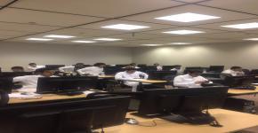 يقيم نادي الهندسة الكهربائية دورة مكثفة في برنامج الـ MATLAB