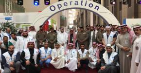 السلمان يفتتح معرض ملتقى التشغيل في المنشآت الصحية