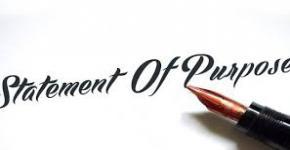 "ورشة عمل ""How to write a Statement of Purpose"""