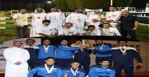 ترتيب المنتخبات الجامعية في بطولات الاتحاد الرياضي
