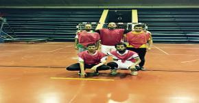 بطولة الجامعة لخماسيات كرة القدم للمنسوبين