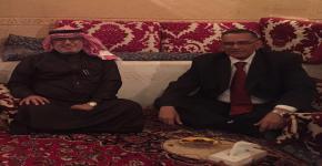 حفل عشاء على شرف الاستاذ الدكتور/علاء شاهين تقيمه كلية السياحة والاثار