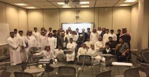 عقد الدورة الثانية من سلسلة البرامج التدريبية بالتعاون مع عمادة تطوير المهارات