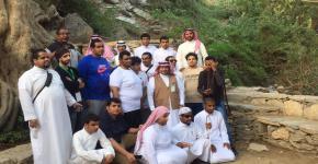جامعة الباحة تستقبل وفد مركز ذوي الاحتياجات الخاصة