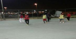 مشاركة فريق معهد اللغويات العربية في بطولة الجامعة لكرة القدم