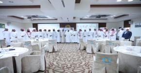 مشاركة أوقاف الجامعة في اللقاء السادس لأمناء ومسؤولي الأوقاف بالجامعات السعودية