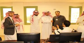 Computer Science Department Holds an Exhibition on Graduation Projects