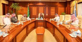 عقد الاجتماع الأول لمجلس إدارة مركز الملك سلمان لدراسات تاريخ الجزيرة العربية وحضارتها