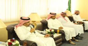 كلية المجتمع تنظم حفل الاستقبال السنوى  للعام الجامعي 1437/ 1438هـ