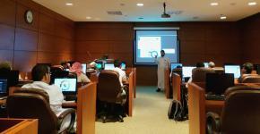 دورة مبادئ التصميم للطلاب الموهوبين