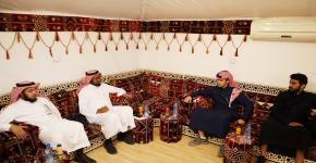 """توجيه وإرشاد جامعة الملك سعود يبحث الاستفادة من برنامج """"سفراء الوسطية"""" التابع لجامعة طيبة"""