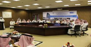 طلاب السياسة بجامعة الملك سعود يبدعون في محاكاة «مجلس الأمن»