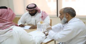 مركز الطلاب ذوي الإعاقة يُنظِّم فعالية توعوية حول مرض السكر