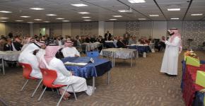 عمادة السنة التحضيرية تنظم برنامجاً رائداً للتنمية المهنية