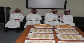 كلية الأمير سلطان للخدمات الطبية الطارئة تقيم حفل معايدة لحلول عيد الأضحى 1437هـ