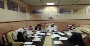 عقد الاجتماع الثاني للجنة العلمية لمركز الملك سلمان لدراسات تاريخ الجزيرة العربية