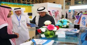 مشاركة برنامج الطلبة المتفوقين في اسبوع المهنة بجامعة الملك سعود