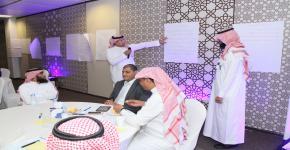 إعداد خطة استراتيجية لعمادة السنة الأولى المشتركة بجامعة الملك سعود