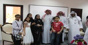 جامعة الملك سعود تُكرم المشاركين في مشروع قياس فيتامين (د)