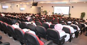 السنة الأولى المشتركة تستضيف كليات الجامعة ضمن  برنامج مساري للتخصص الجامعي