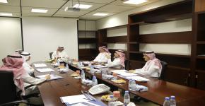 The University Endowments Held the First Meeting for this Year