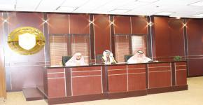 فعالية المحكمة التدريبية للفصل الأول