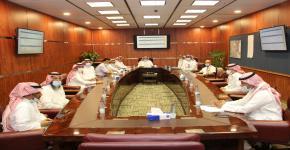 انعقاد الاجتماع الدوري للجنة الدائمة لتحقيق الكفاءة والفعالية في عقود التشغيل والصيانة.