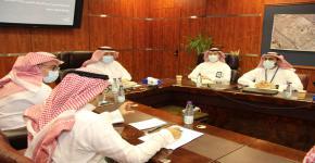 انعقاد الاجتماع الأول بين فريقي التمكين بجامعة الملك سعود وهيئة كفاءة الإنفاق والمشروعات الحكومية