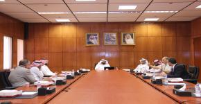 التطوير والجودة تناقش الجودة واستراتيجية الحقوق والعلوم السياسية