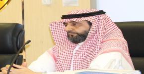 """الدكتور عبدالله بن جمعان الغامدي """"مديراً لمركز البحوث"""