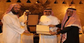 معهد الأمير سلطان لأبحاث التقنيات المتقدمة (PSATRI)  يكرم منسوبيه المتميزين