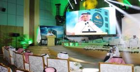 """المركز يشارك في  ملتقى الجامعات الخليجية والمسؤولية الاجتماعية بجامعة المجمعة """" رؤى استراتيجية وممارسات فاعلة"""""""