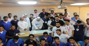 وحدة التعليم الالكتروني بكلية الأمير سلطان بن عبدالعزيز للخدمات الطبية الطارئة تدشن نظام التوثيق الإلكتروني الطبي لطلبة الكلية