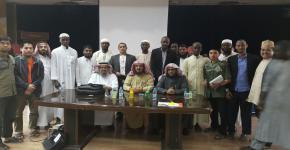 الإسكان ينظم دورة لتعليم اللغة العربية لطلاب المنح