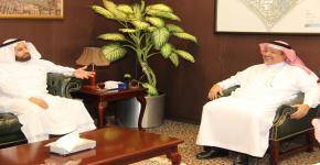 وكالة الجامعة للمشاريع تعايد منسوبيها بمناسبة عيد الأضحى المبارك