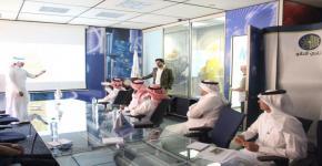 شركة الالكترونيات المتقدمة تزور وحدات الابتكار في جامعة الملك سعود