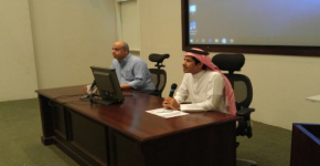 اللقاء السنوي لطلبة قسم نظم المعلومات مع رئيس القسم