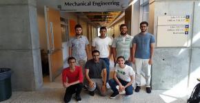 كلية الهندسة تبتعث طلاب لدراسة فصل دراسي في جورجيا تك