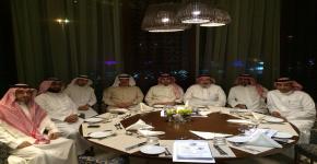 عقدت الجمعية السعودية لجراحة المناظير والجراحة قليلة التداخل اجتماعها الثاني لاختيار مجلس الادارة الجديد للجمعية وذلك يوم الخميس الموافق 20/01/1436