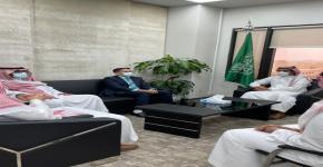 لتعزيز الشراكات مع القطاع الخاص د.علي الدلبحي يجتمع مع ممثلي شركة لولو السعودية