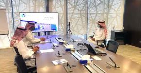 عقد اجتماع مشترك بين عمادة شؤون الطلاب وشركة وادي الرياض
