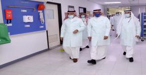 أ.د. النمي يحضر حفل تكريم الطلاب الفائزين بجائزة أفضل مشروع تخرج