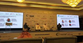 Professor from Center of Excellence in Information Assurance (CoEIA) invited as a Panelist at Government DX Summit