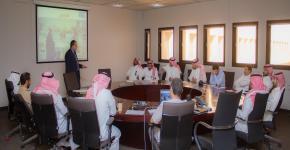دورة تدريبية للموظفين والموظفات بعنوان: إدارة ضغوط العمل