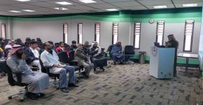 لجنة التسجيل والارشاد الأكاديمي بقسم النبات تعقد ورشة عمل