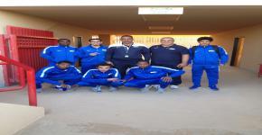 منتخب الجامعة لاختراق الضاحية يحقق المركز السادس في بطولة الاتحاد الرياضي للجامعات السعودية